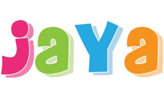 Jaya friday logo