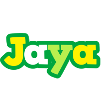 Jaya soccer logo