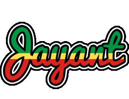 Jayant african logo