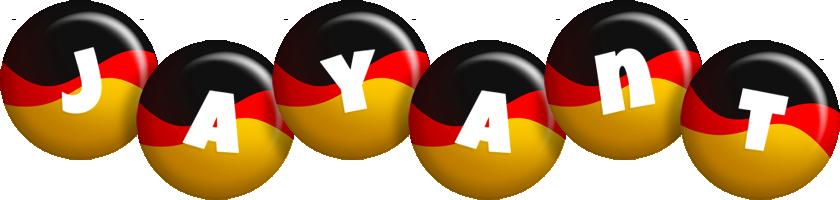 Jayant german logo