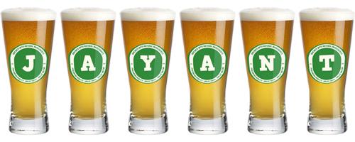 Jayant lager logo