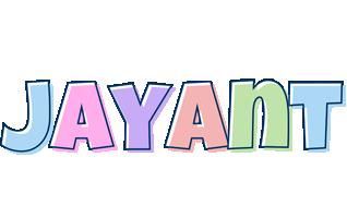 Jayant pastel logo