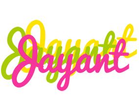 Jayant sweets logo