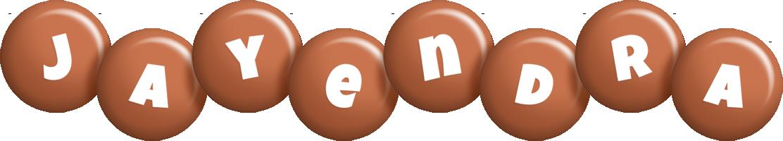 Jayendra candy-brown logo
