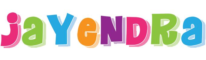 Jayendra friday logo