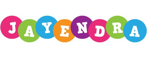 Jayendra friends logo