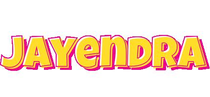 Jayendra kaboom logo