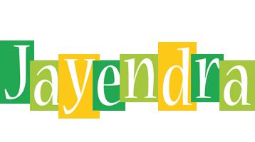 Jayendra lemonade logo