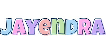 Jayendra pastel logo