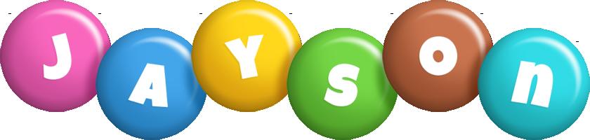Jayson candy logo