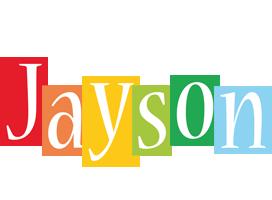 Jayson colors logo