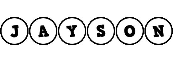 Jayson handy logo