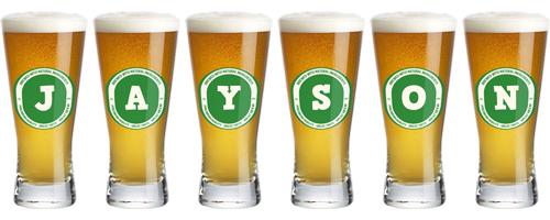 Jayson lager logo