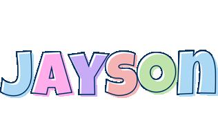 Jayson pastel logo