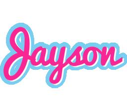 Jayson popstar logo