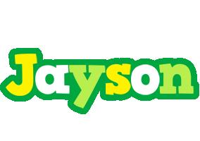 Jayson soccer logo