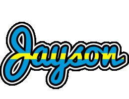 Jayson sweden logo