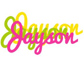 Jayson sweets logo
