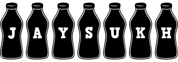 Jaysukh bottle logo