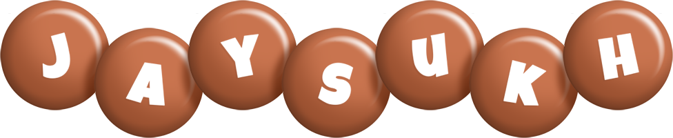 Jaysukh candy-brown logo