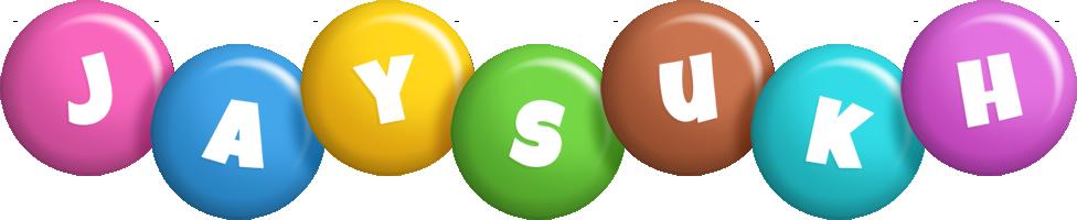 Jaysukh candy logo