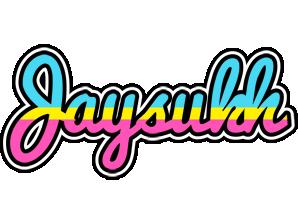 Jaysukh circus logo