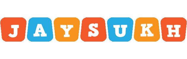 Jaysukh comics logo