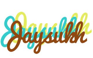 Jaysukh cupcake logo