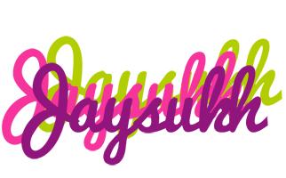 Jaysukh flowers logo