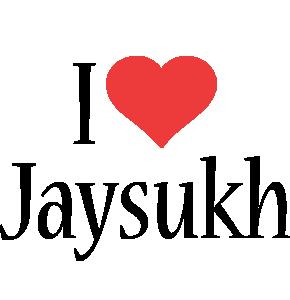 Jaysukh i-love logo
