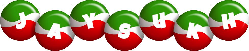 Jaysukh italy logo