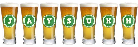 Jaysukh lager logo