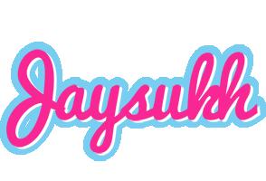 Jaysukh popstar logo
