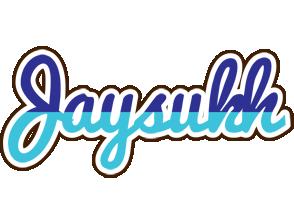 Jaysukh raining logo