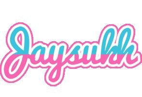 Jaysukh woman logo