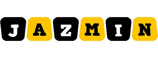 Jazmin boots logo