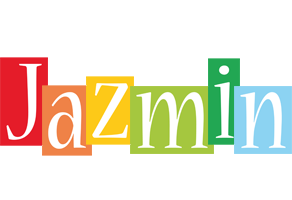 Jazmin colors logo