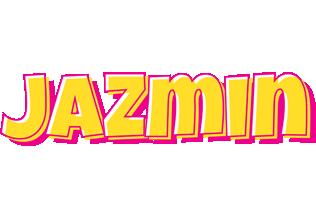Jazmin kaboom logo