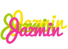 Jazmin sweets logo