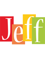 Jeff colors logo