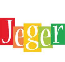 Jeger colors logo