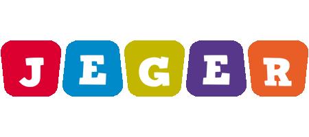 Jeger kiddo logo