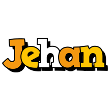 Jehan cartoon logo