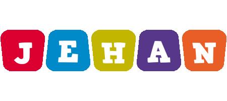 Jehan daycare logo