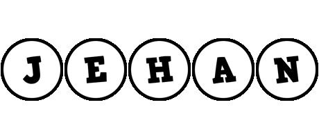 Jehan handy logo