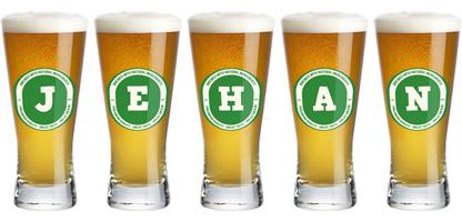 Jehan lager logo