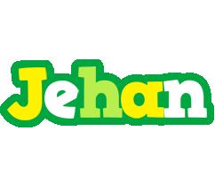 Jehan soccer logo