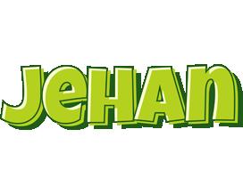 Jehan summer logo