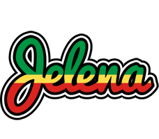 Jelena african logo
