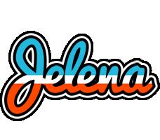 Jelena america logo